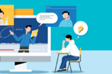 [현장이슈3] '초보 플랫폼' 딜레마, 온라인수업 어쩌나